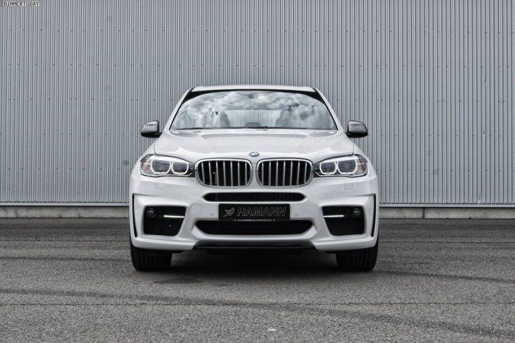 Hamann BMW X5 F15 Tuning Widebody Kit 02 750x499