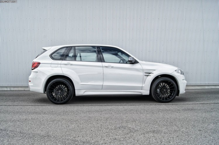 Hamann BMW X5 F15 Tuning Widebody Kit 04 750x499