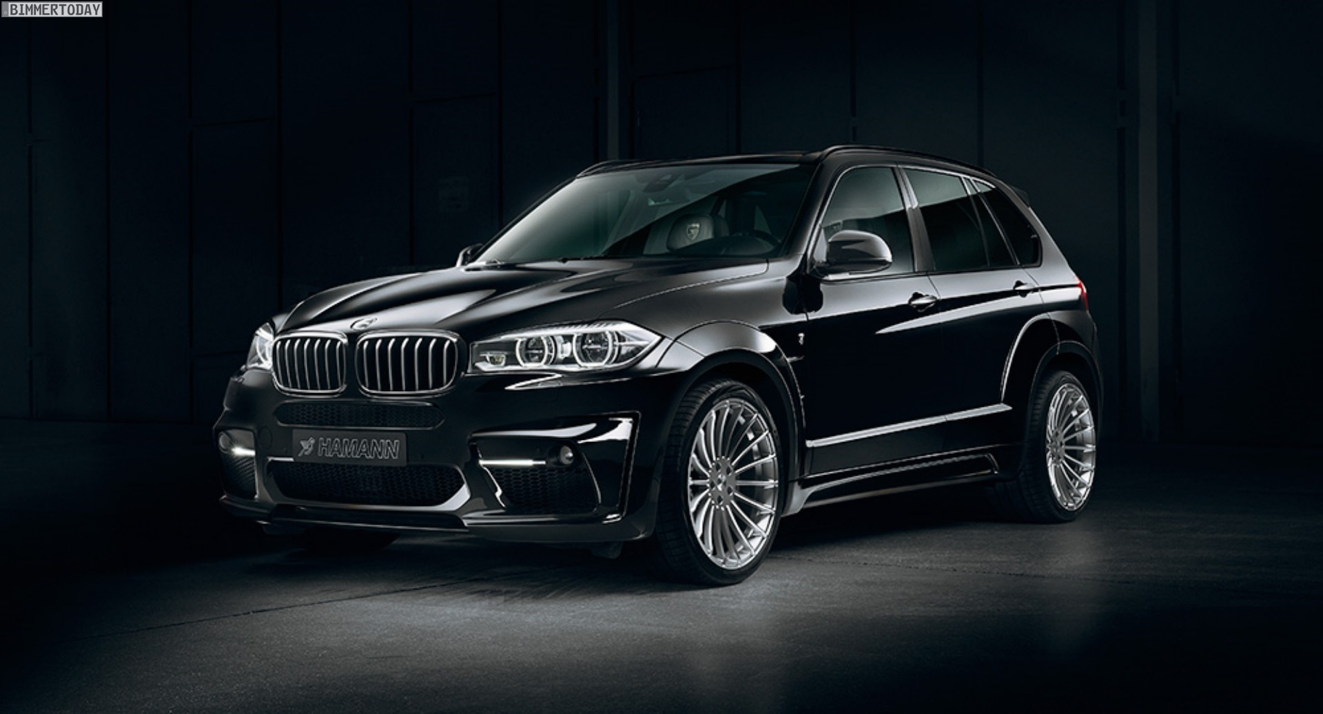 Hamann BMW X5 F15 Tuning Widebody Kit 06