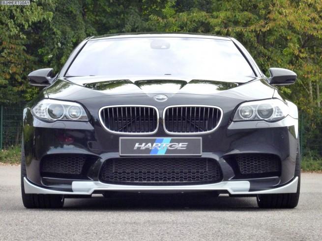 Hartge BMW M5 F10 Tuning 2013 02 655x491