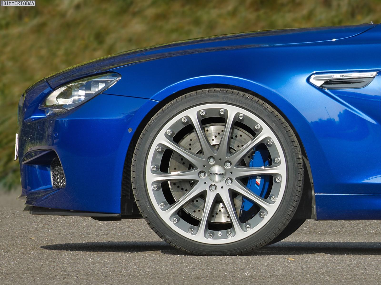 Hartge BMW M6 F13 Tuning 2013 02