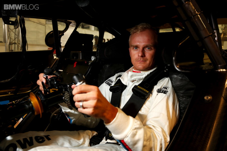 Heikki Kovalainen bmw dtm 7 750x500