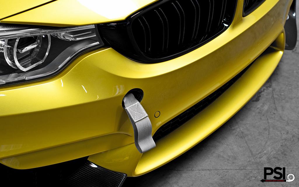 Interesting Macht Schnell BMW F8X Tow Straps 3