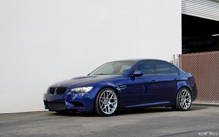 Interlagos Blue E90 M3 By European Auto Source 1 750x468