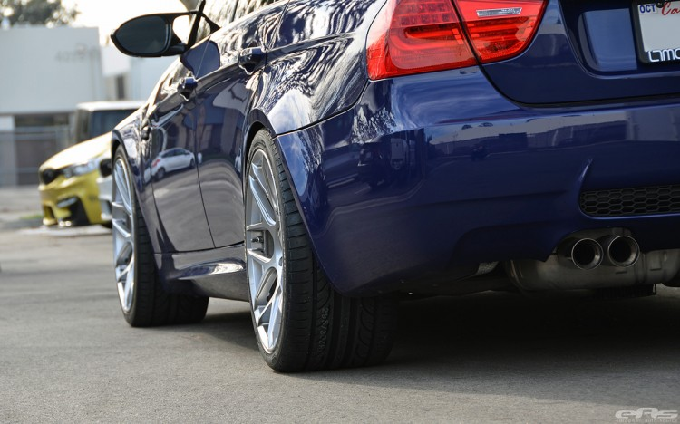 Interlagos Blue E90 M3 By European Auto Source 10 750x468