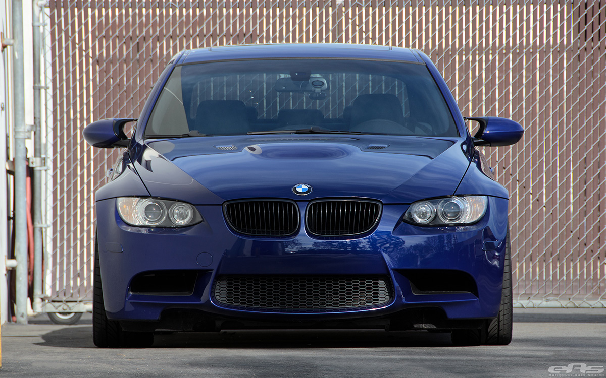Interlagos Blue E90 M3 By European Auto Source 3