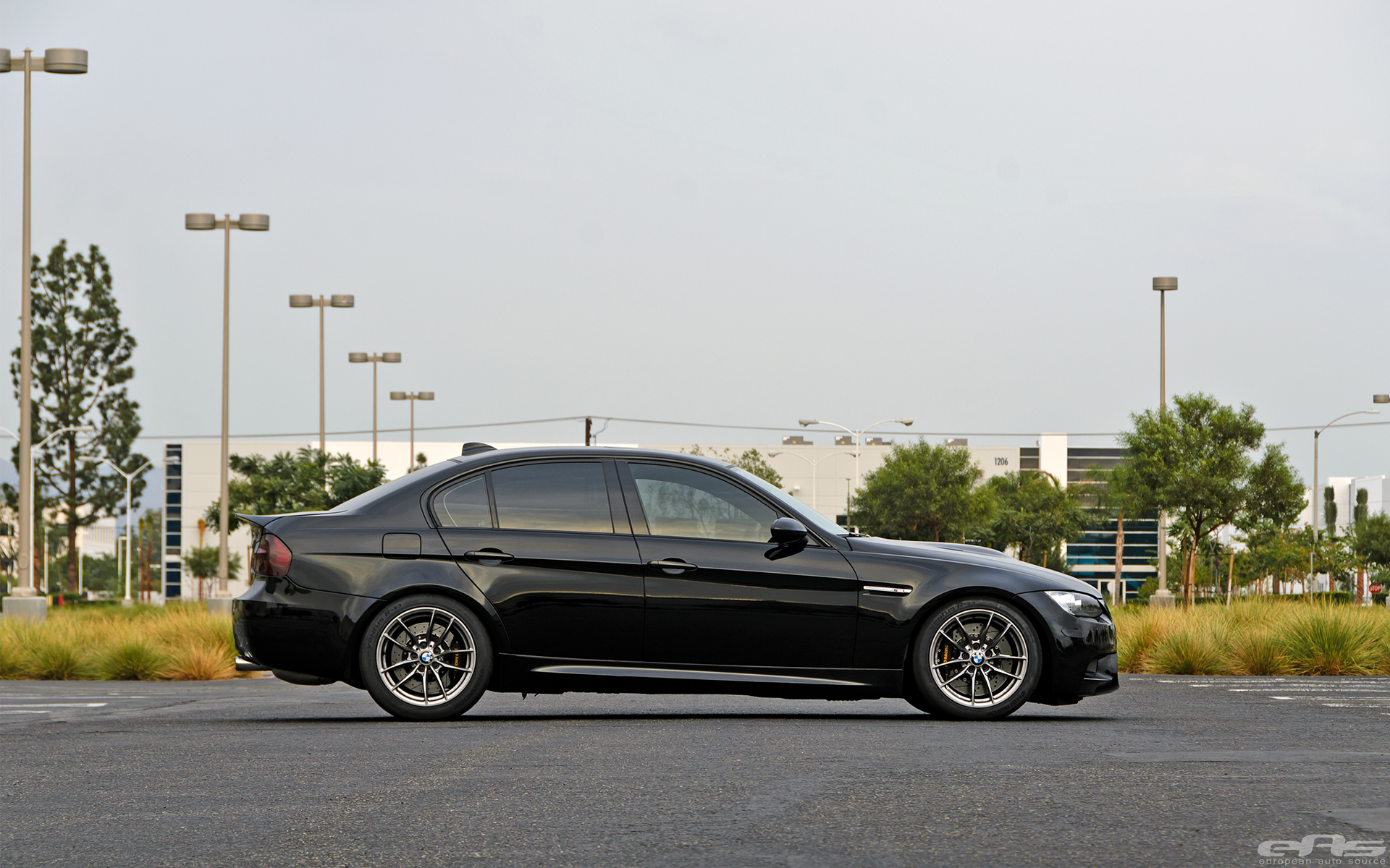 Jet Black Bmw E90 M3 Project