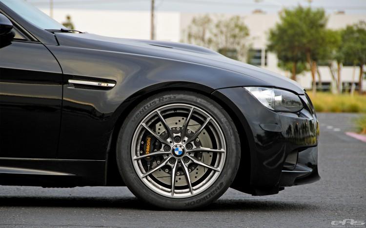 Jet Black BMW E90 M3 Project 2 750x468