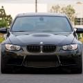 Jet Black BMW E90 M3 Project