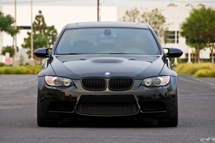Jet Black BMW E90 M3 Project 6 750x500