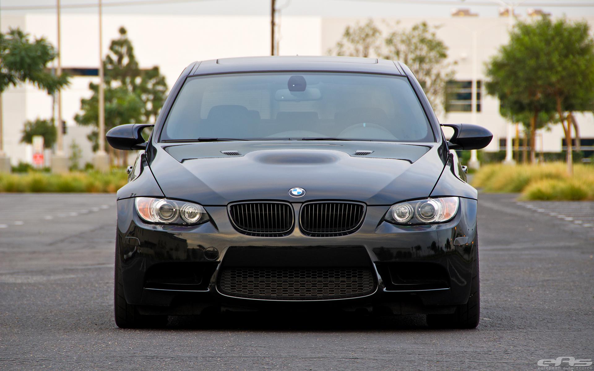 Jet Black BMW E90 M3 Project 6