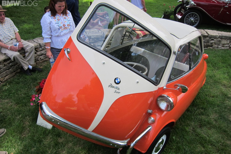 Kansas City Art Institute Art of the Car Concours isetta 16 750x500
