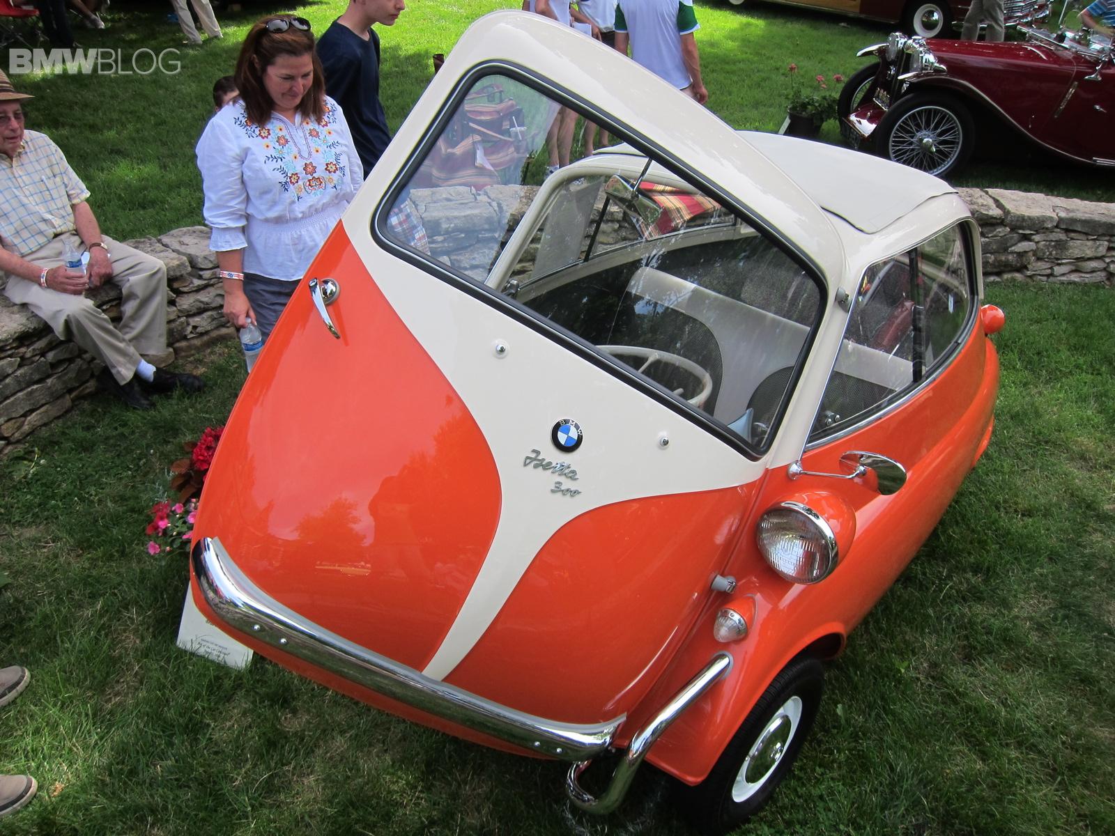 Kansas City Art Institute Art of the Car Concours isetta 16