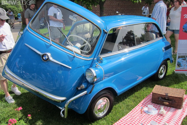 Kansas City Art Institute Art of the Car Concours isetta 2 750x500