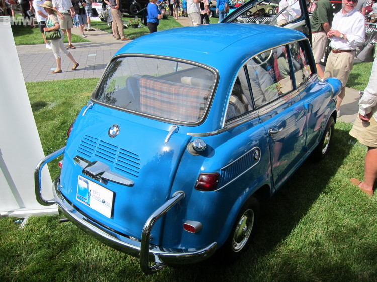 Kansas City Art Institute Art of the Car Concours-isetta-6