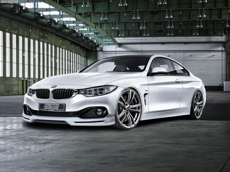 Kelleners BMW 4er F32 Tuning Frontschuerze Aufsatz 01 750x562