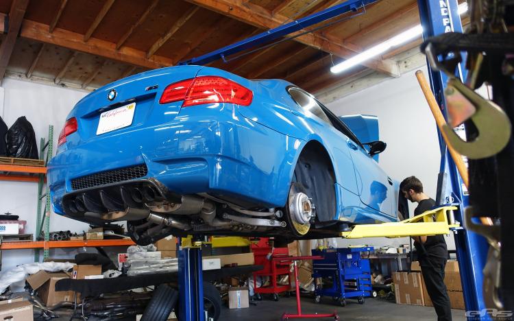 Laguna Seca Blue BMW E92 M3 Build By European Auto Source 1 750x468