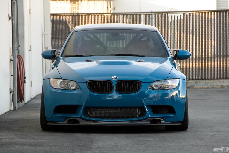 Laguna Seca Blue BMW E92 M3 Build By European Auto Source 12 750x500