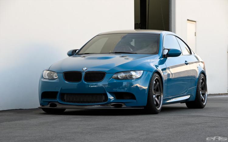 Laguna Seca Blue BMW E92 M3 Build By European Auto Source 13 750x468