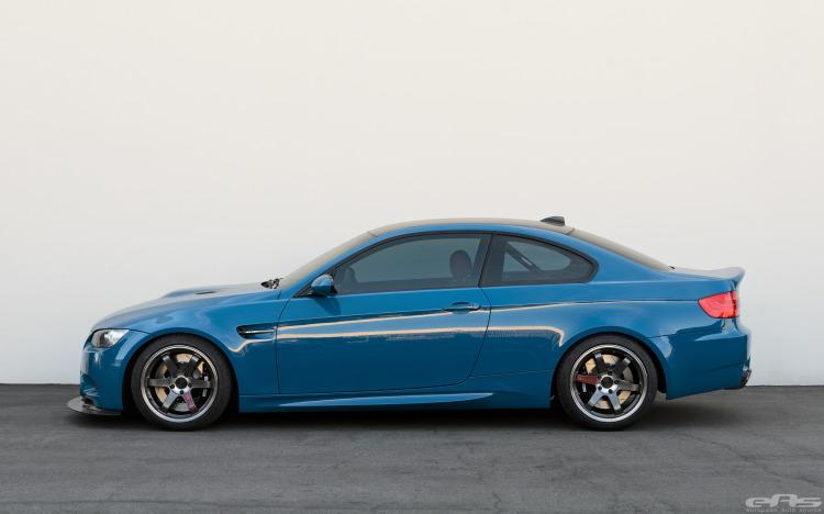 Laguna Seca Blue BMW E92 M3 Build By European Auto Source 14 750x468