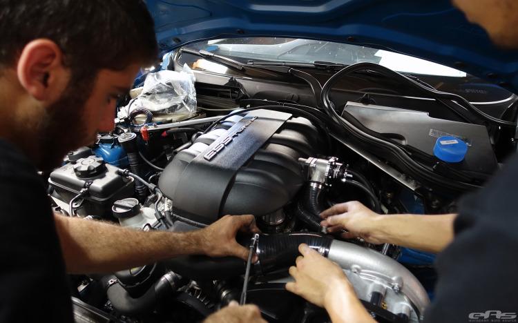 Laguna Seca Blue BMW E92 M3 Build By European Auto Source 4 750x468