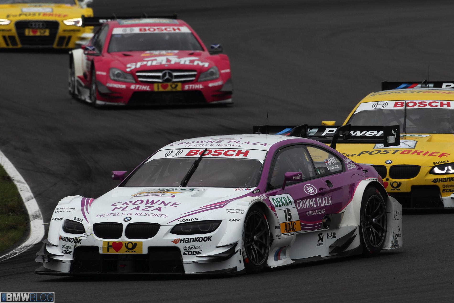 Lausitzring DTM 09