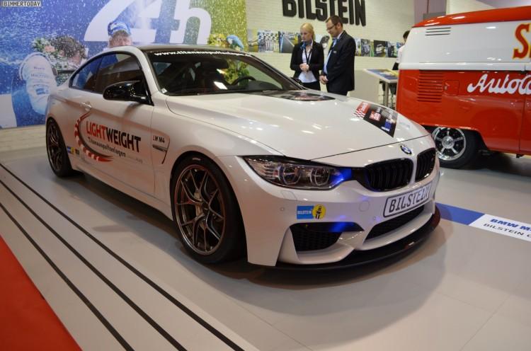 Lightweight BMW M4 Tuning F82 Essen Motor Show 2014 Live Fotos 05 750x496