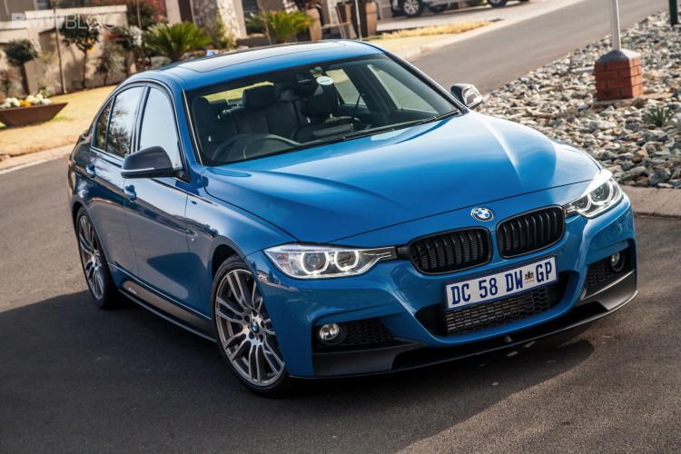 Limited Edition BMW 3 Series Sedan M Performance Edition in Laguna Seca Blue 22 750x500