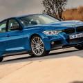 Limited Edition BMW 3 Series Sedan M Performance Edition in Laguna Seca Blue 5 120x120