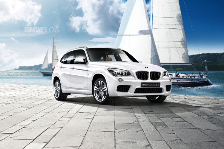Limited Edition BMW X1 Exclusive Sport Launched 4 750x500