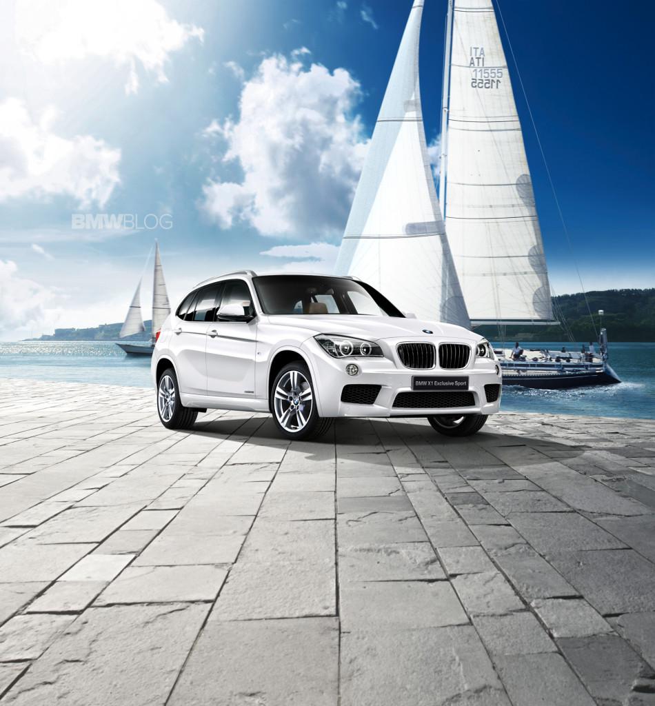 Bmw Z4 Sdrive20i M Sport: BMW X1 Exclusive Sport Limited Edition For Japan