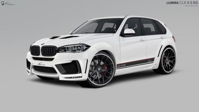 Lumma BMW X5 655x368