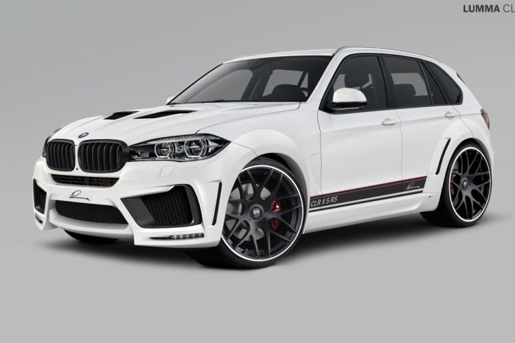 Lumma BMW X5 750x500