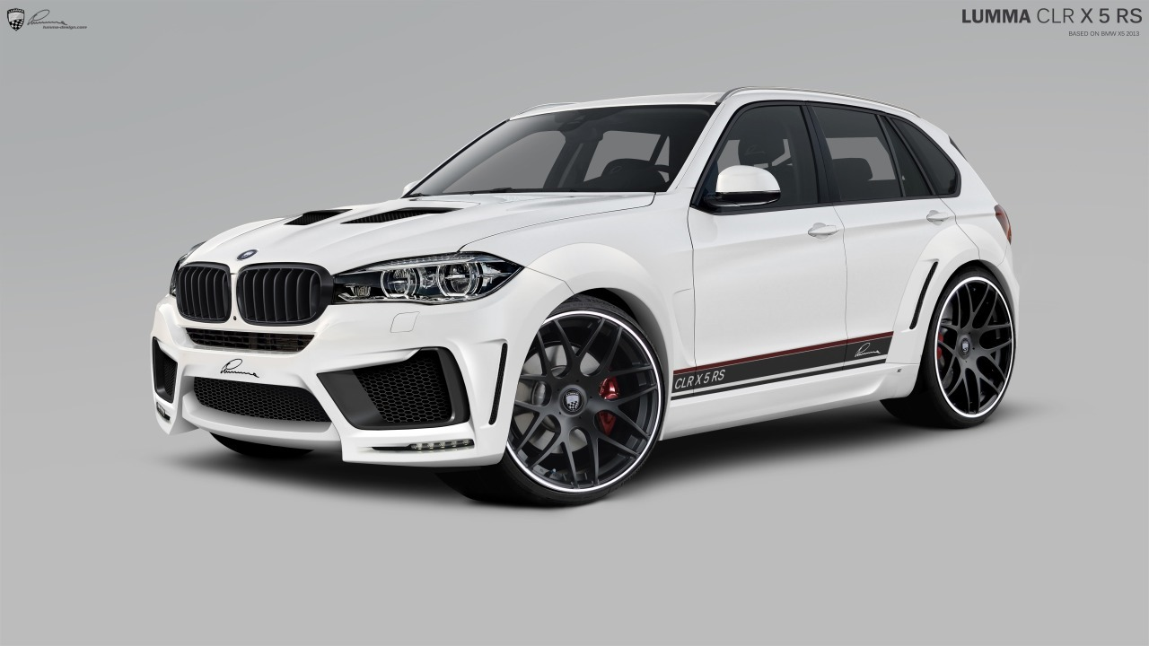 F15 Bmw X5 By Lumma Design
