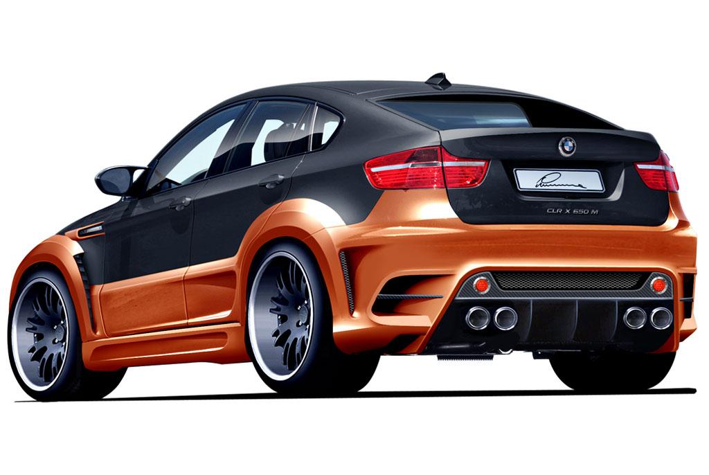 Lumma Bmw X6 Clr X 650 To Debut At 2011 Geneva Motor Show