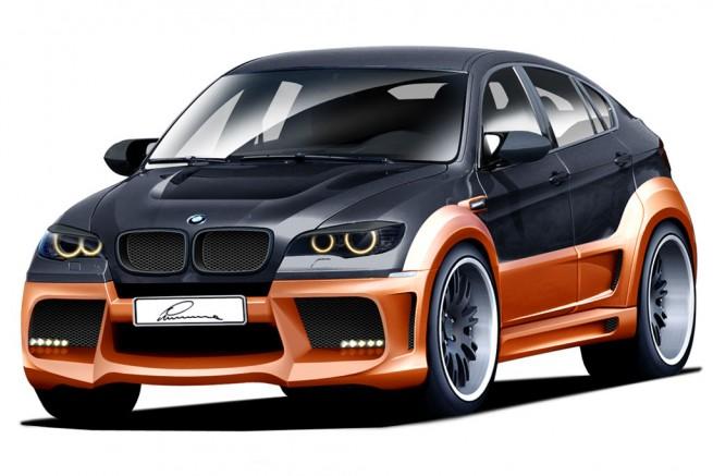 Lumma BMW X6 8 655x437