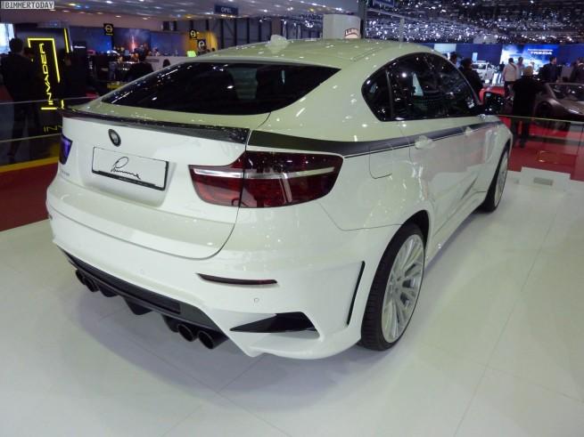 Lumma Design BMW X6 CLR X 650 Genf 2011 02 655x491