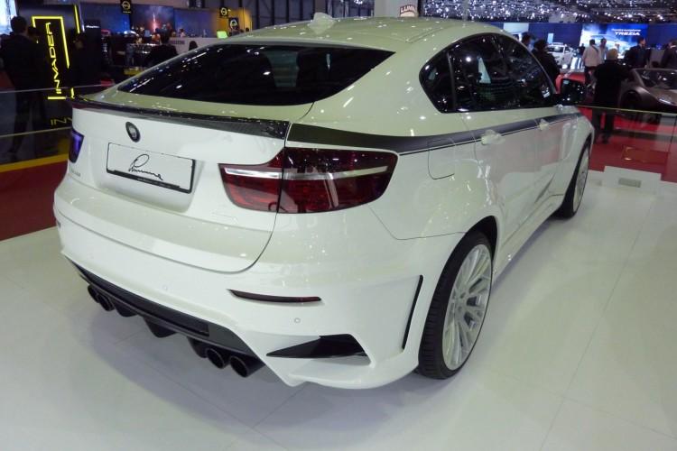 Lumma Design BMW X6 CLR X 650 Genf 2011 02 750x500