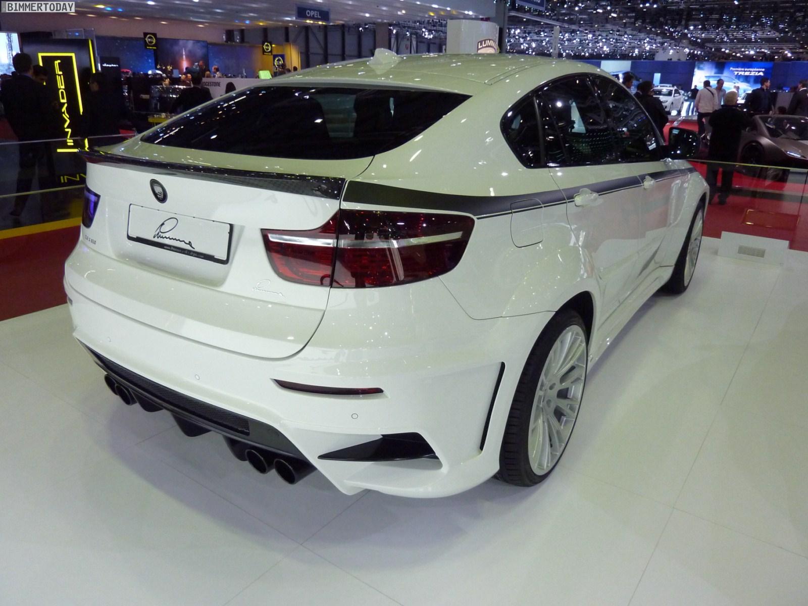 Lumma Design BMW X6 CLR X 650 Genf 2011 02