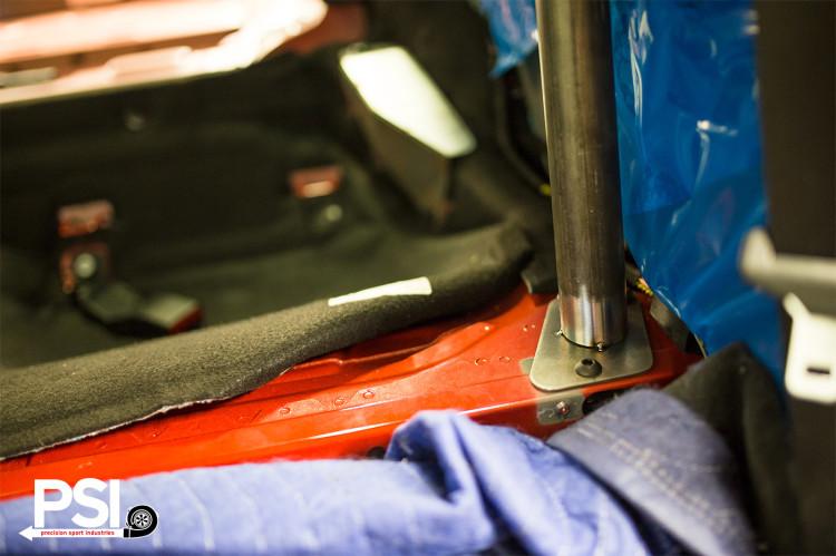 BMW F82 M4 Bolt On Roll Bar Development By PSI