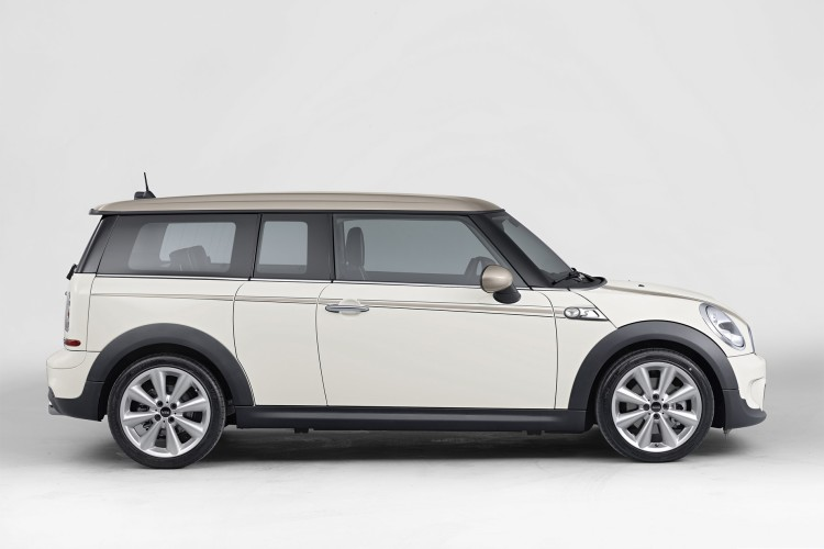 MINI Clubman Hyde Park 11 750x500