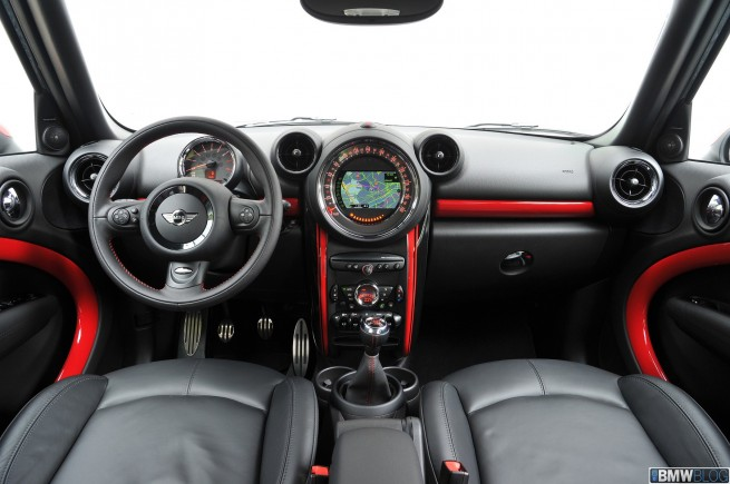 MINI Countryman JCW 40 655x435