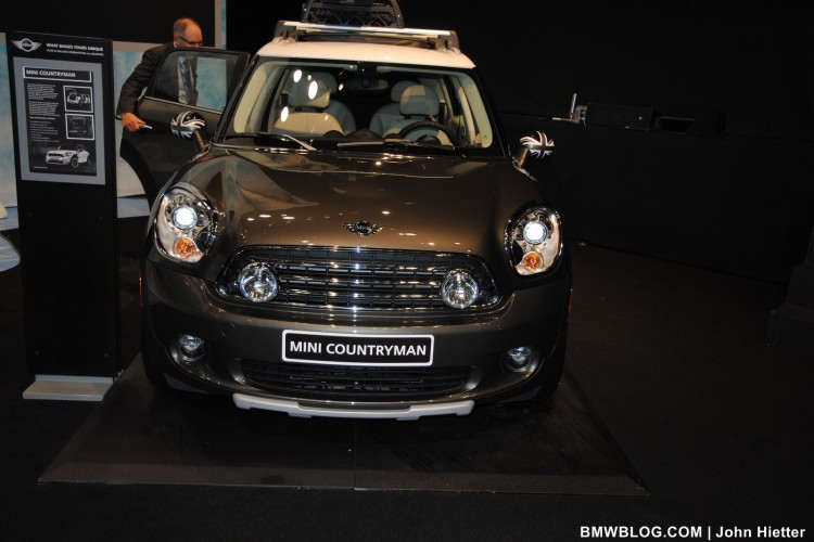 MINI Countryman NYIAS 2011 291 750x500