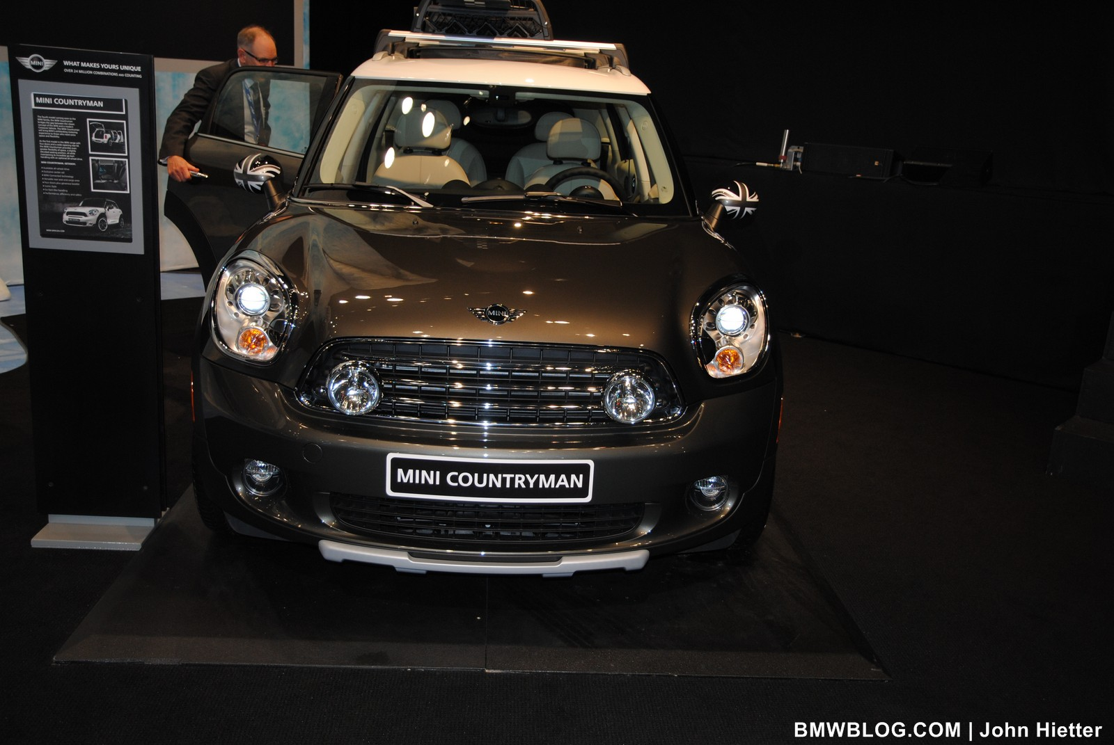 MINI Countryman NYIAS 2011 291