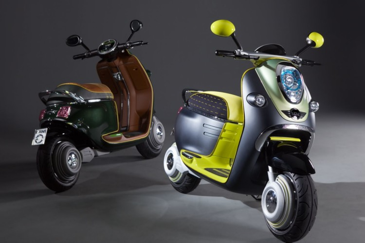 MINI E Scooter 855 750x500