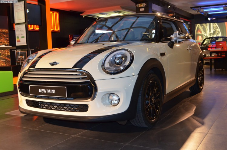 MINI F56 George V Paris Flagship Store 07 750x496