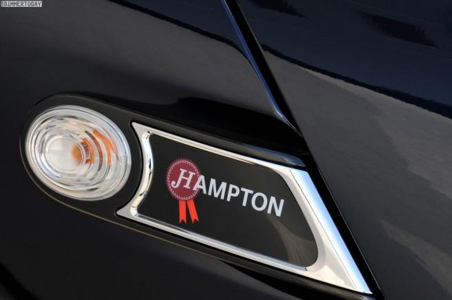 MINI Hampton Sondermodell 17 655x435