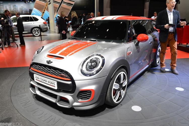 MINI JCW Detroit Auto Show 13 750x500