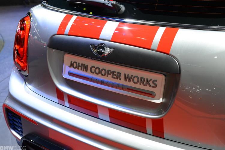 MINI JCW Detroit Auto Show 33 750x500