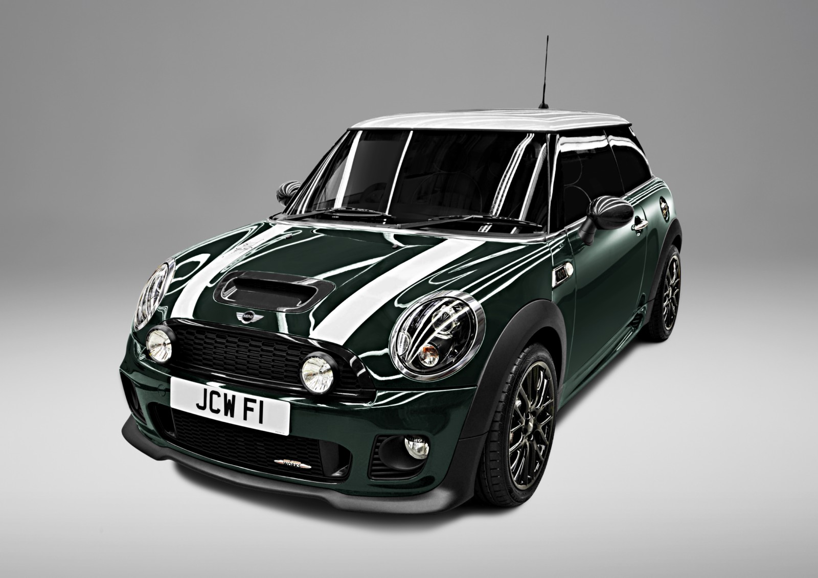 Mini John Cooper Works World Championship 50 Edition To Be Sold In